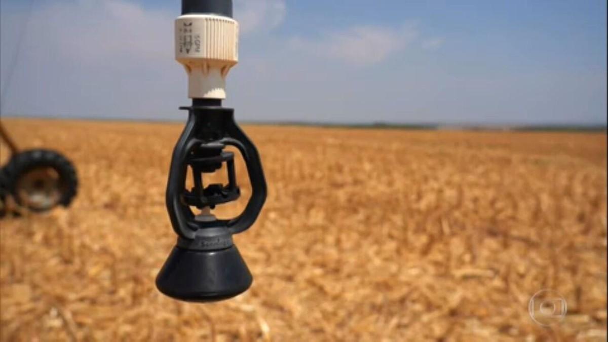 Plantio da soja irrigada atrasa em Goiás e Distrito Federal