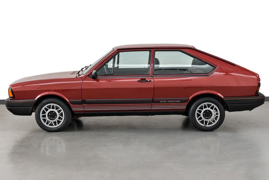 Carro foi comprado pelo proprietário de uma concessionária VW (Foto: Divulgação)