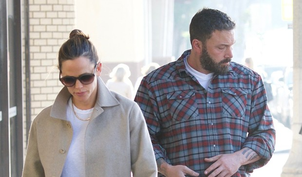 Jennifer Garner e Ben Affleck (Foto: Grosby Group)