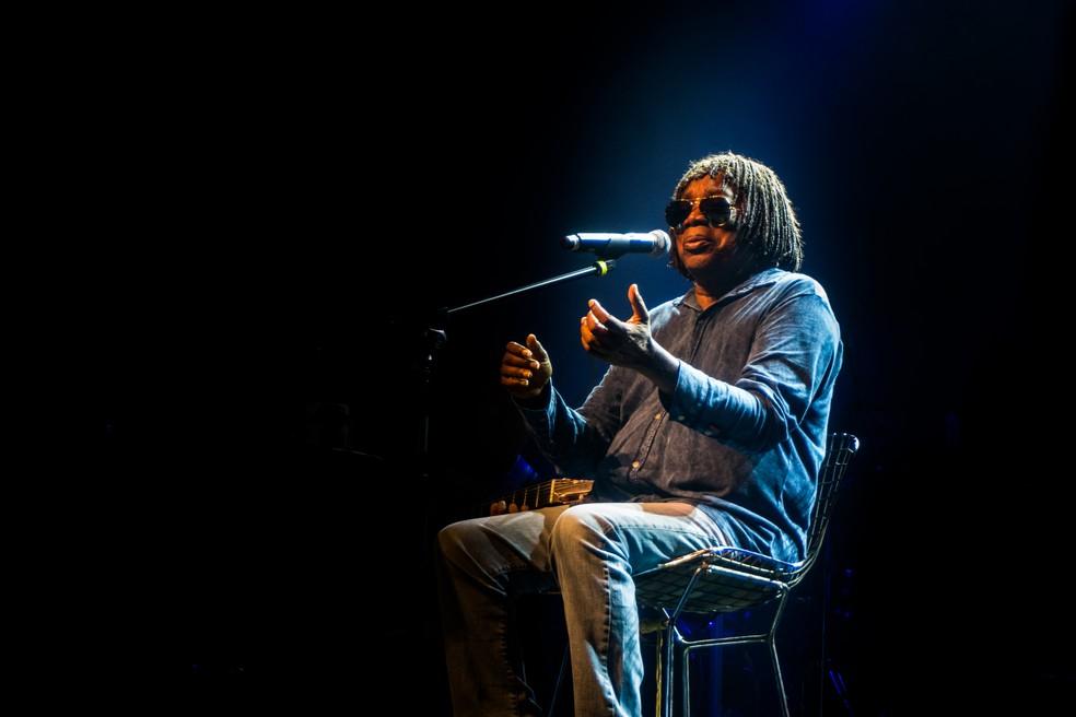 O cantor e compositor carioca Milton Nascimento — Foto: João Couto/Divulgação