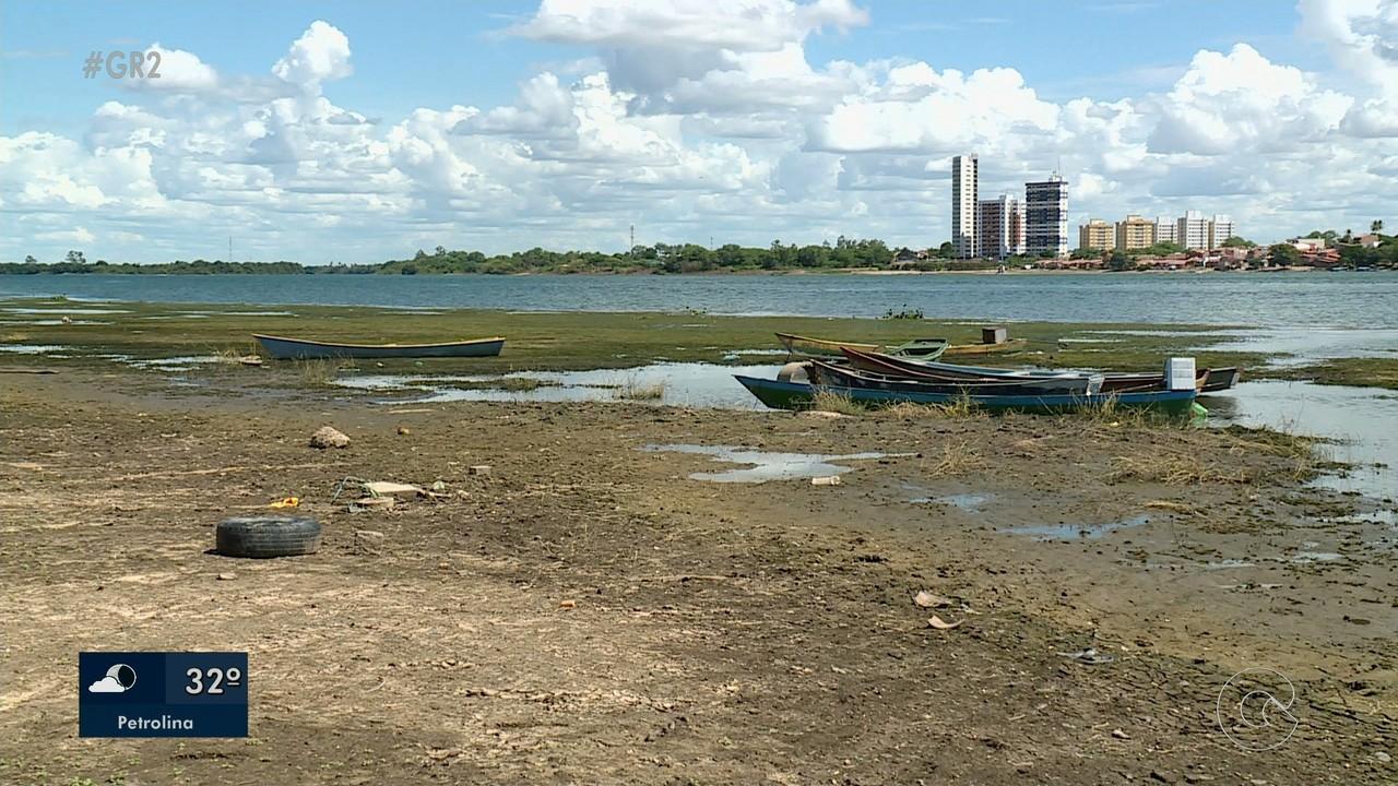 Defluência da barragem de Sobradinho passa a ser de 900 metros cúbicos por segundo