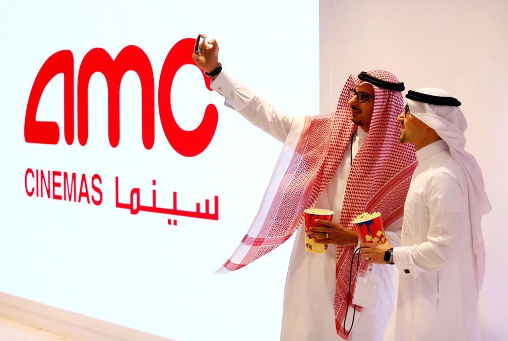 Arábia Saudita volta a ter cinemas