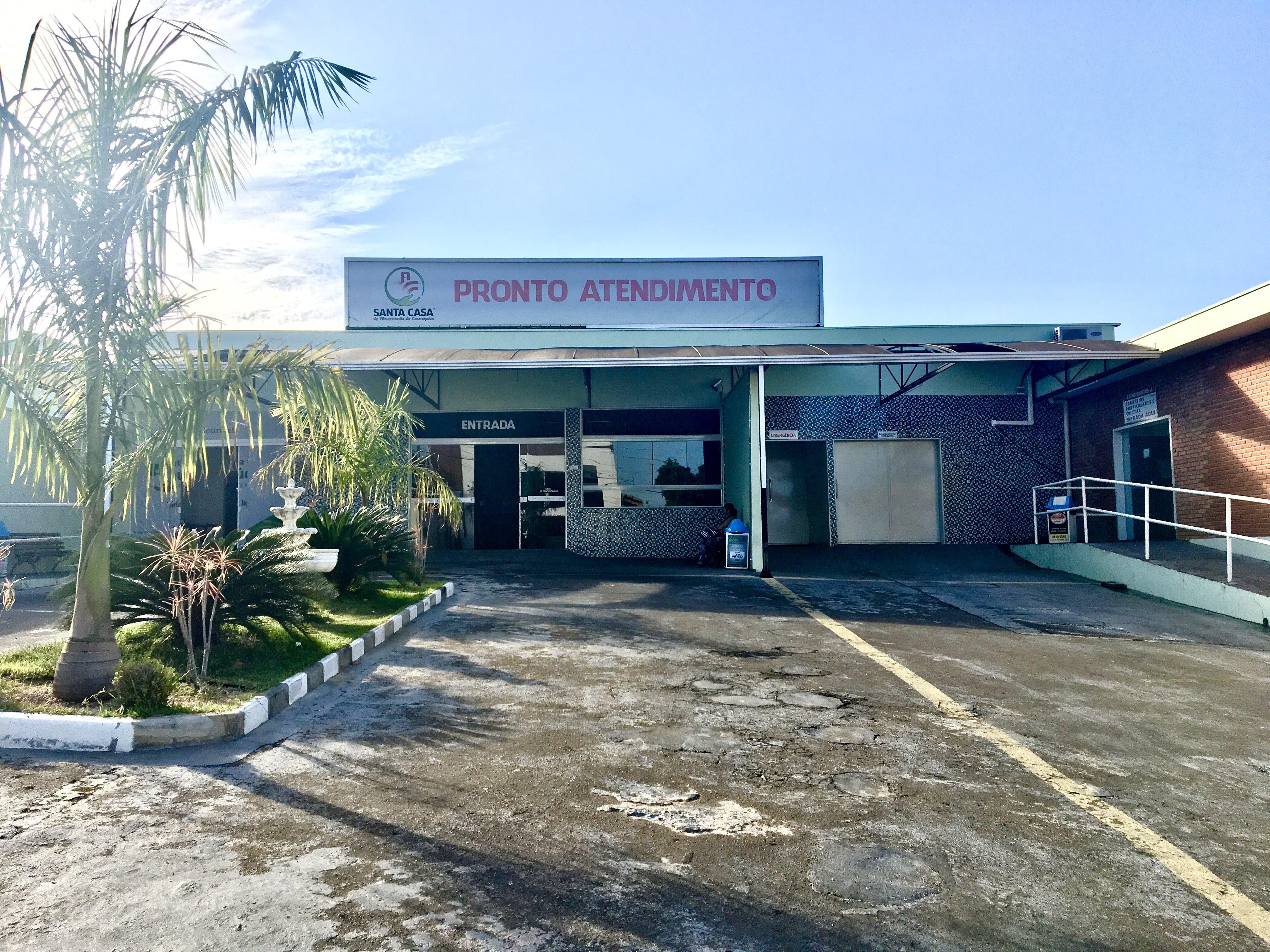 Ocupação de leitos públicos de UTI para pacientes com Covid-19 chega a 100% em Cosmópolis