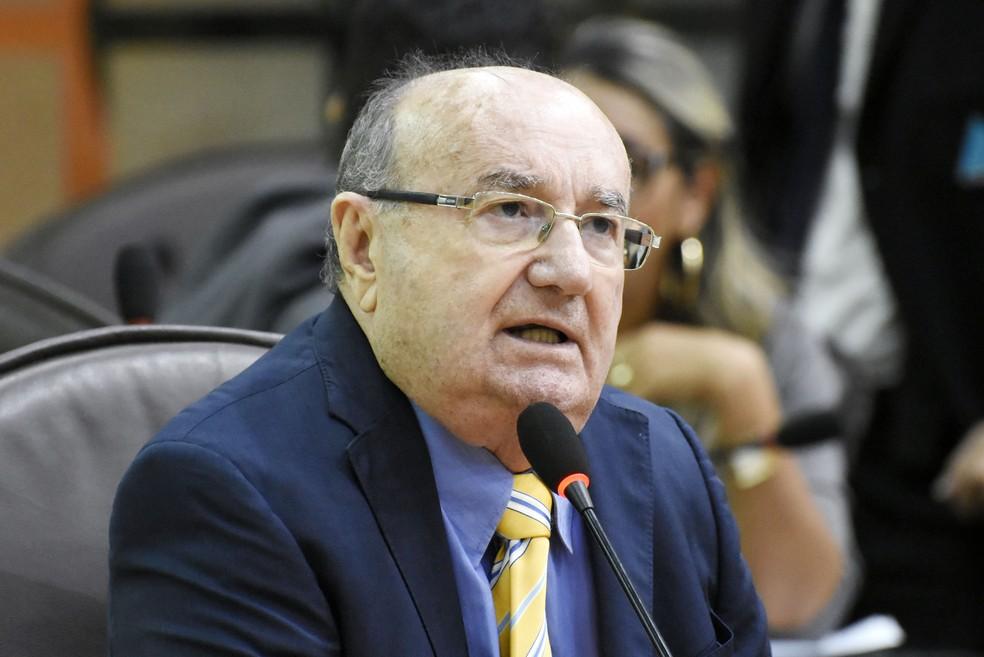 José Dias (PSDB) é deputado estadual pelo Rio Grande do Norte — Foto: Eduardo Maia/Assessoria AL