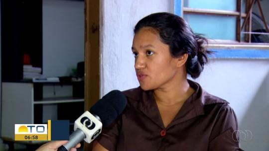 Mulher está há 13 anos em fila de espera por moradia no Tocantins