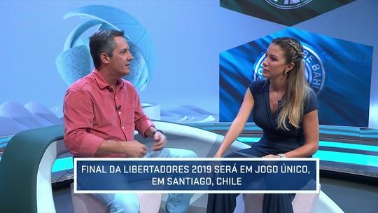 Lino critica final única de Libertadores e Sul-Americana e pede unificação de calendário