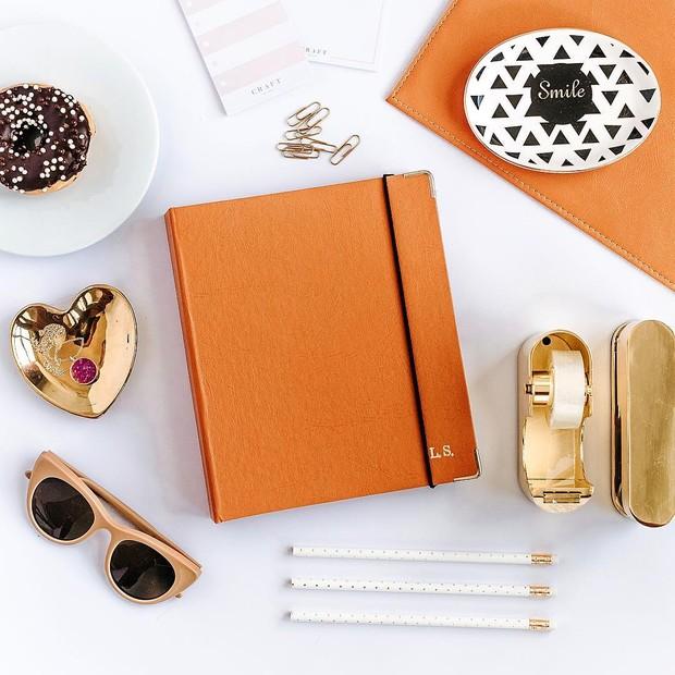 Planner minimal da Craft By Duo (Foto: Instagram)