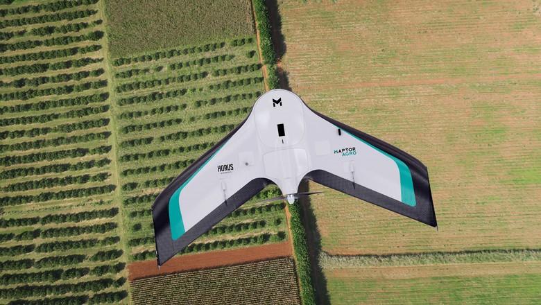 drone-tecnologia (Foto: Divulgação/Horus Aeronaves)