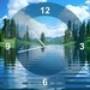 Proteção de Tela: NFS Nature Clock
