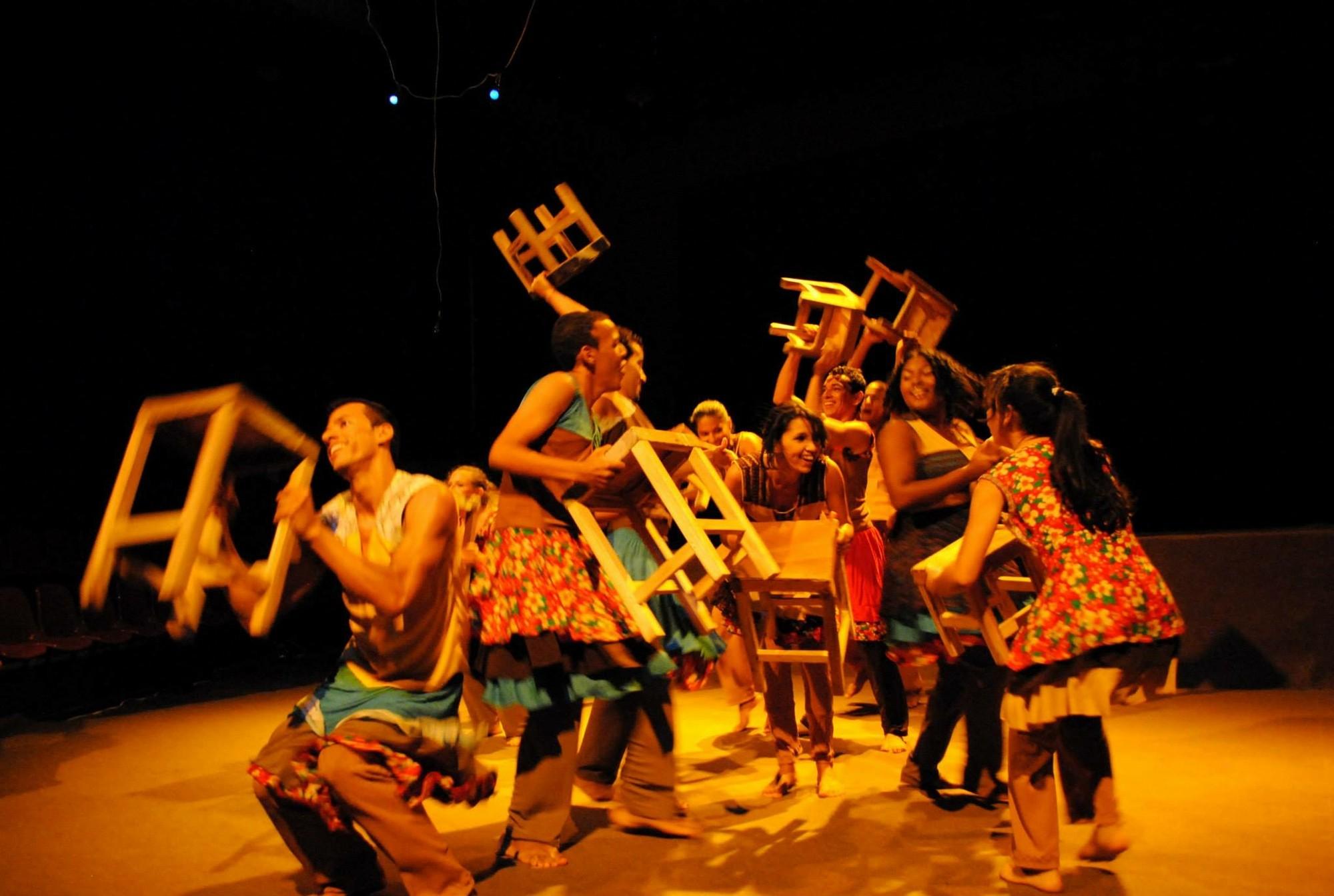 Série de lives marca aniversário de 25 anos da Cia de Dança do Sesc Petrolina, PE