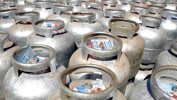 botijão de gás (Foto: Agência Brasil/Arquivo)