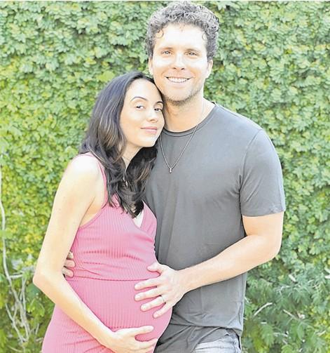 Thiago Fragoso e Mariana Vaz (Foto: Arquivo pessoal)