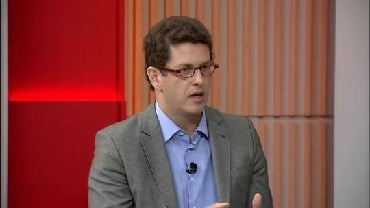 Ricardo Salles: 'Há dificuldade muito grande de monitorar as manchas'