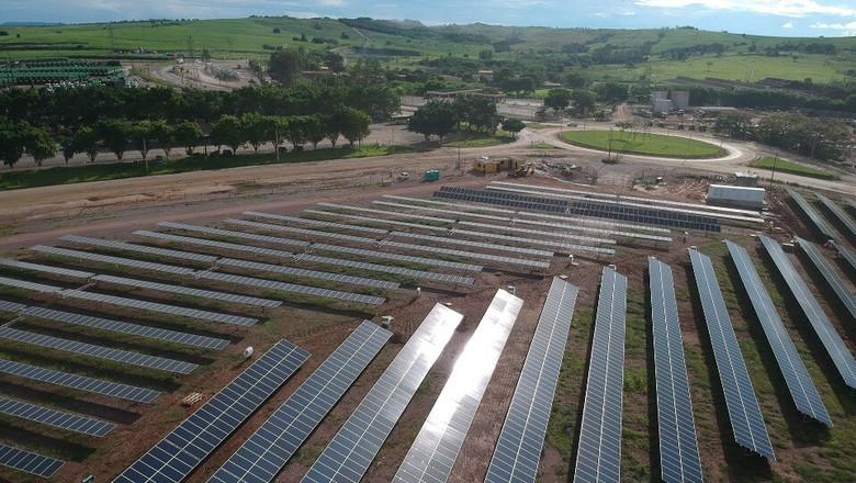 raizen-energia-solar (Foto: Raízen/Divulgação)