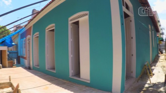 Casas mais antigas de Manaus retratam arquitetura do período colonial