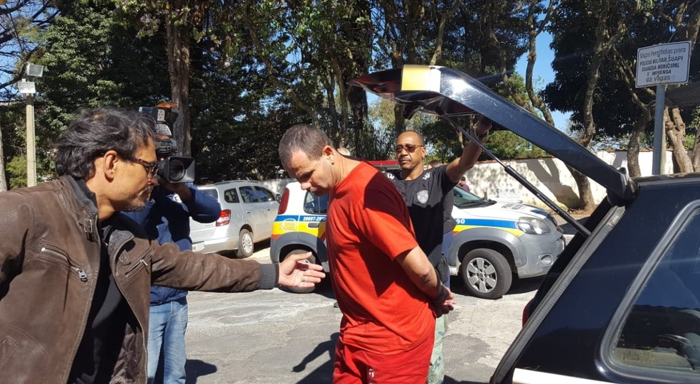 Homem preso após denúncias de abuso sexual contra crianças confessa crime em Poços de Caldas (MG) (Foto: Divulgação)