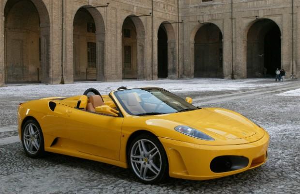 Ferrari F430 Spider  (Foto: Divulgação)