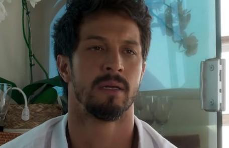 Na terça-feira (5), Marcos questionará Paloma sobre seus sentimentos por ele TV Globo