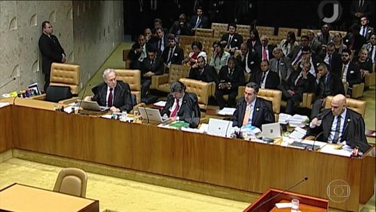 Decisão sobre concessão de liminar a Lula não foi unânime