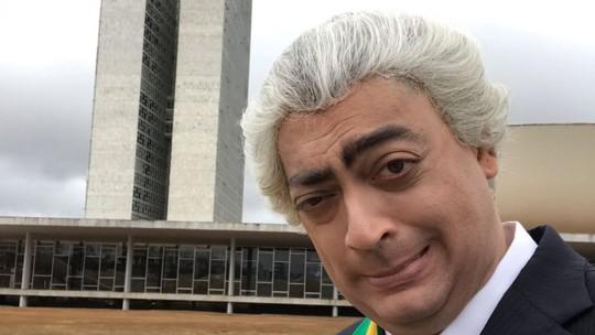'Zorra' grava em Brasília; confira bastidores