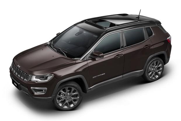 Jeep Compass ganha mais equipamentos na linha 2020 (Foto: Divulgação)