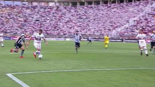Vídeo: os melhores momentos do empate no Pacaembu