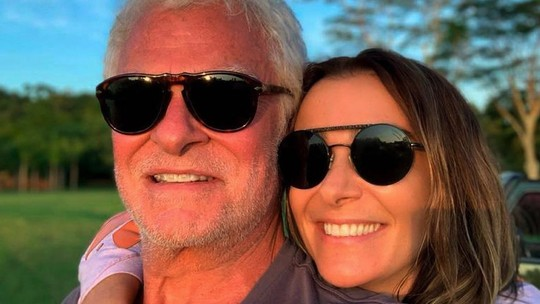 Mônica Martelli celebra aniversário do namorado: 'Entrou na minha vida como uma explosão'