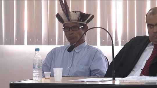 Índio suspeito de matar segurança de fazenda por disputa de terra na BA vai a júri popular e é absolvido