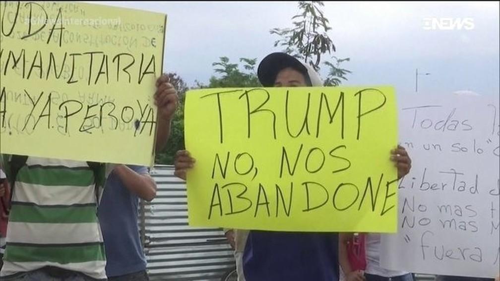Venezuela — Foto: GloboNews