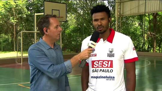 """Leandrinho revela ofertas de Suns e Bucks, e diz que optou pelo Franca pela """"saúde"""""""