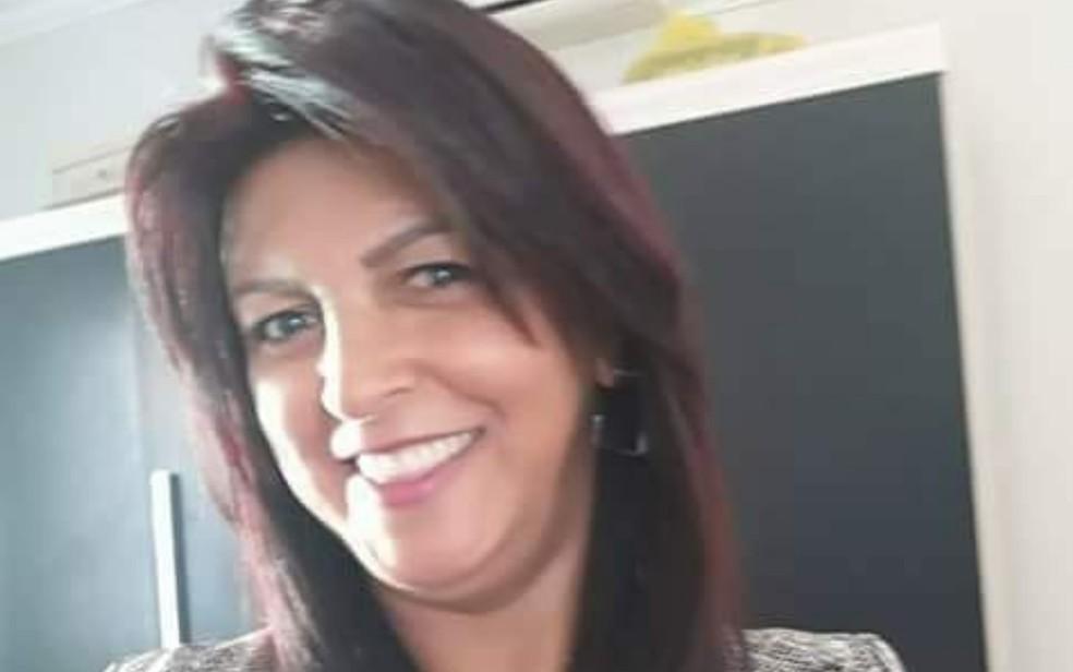Neuraci Marciel, de 43 anos, morreu em acidente em Rio Verde, Goiás — Foto: Reprodução/TV Anhanguera