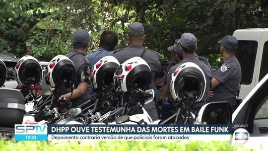 Testemunha diz que não houve ataque a PMs em Paraisópolis