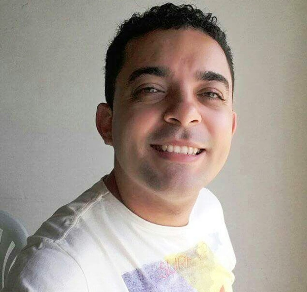 Professor, Judson Rodrigues de Castro dava aulas de geografia (Foto: Arquivo Pessoal)