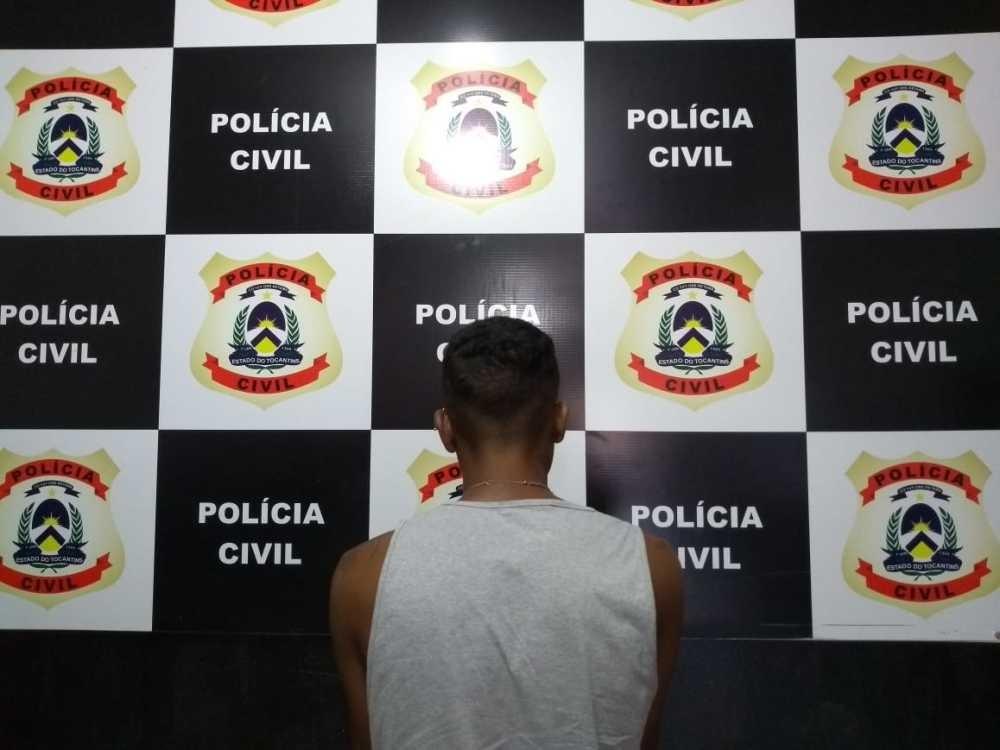 Polícia prende suspeito de aplicar golpes em mototaxistas durante corridas - Notícias - Plantão Diário