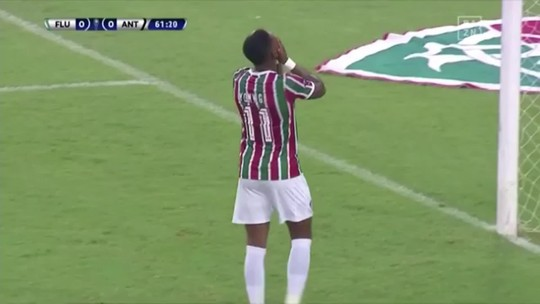 Fluminense x Antofagasta - Copa Sul-Americana 2019 - globoesporte.com