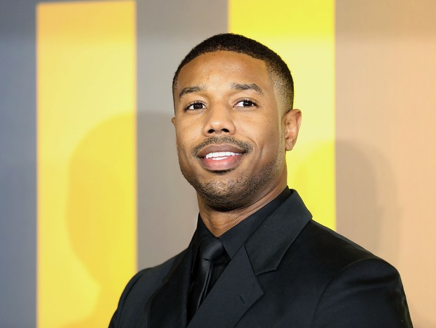 LONDON, ENGLAND - FEBRUARY 08:  Michael B. Jordan attends the European Premiere of 'Black Panther' at Eventim Apollo on February 8, 2018 in London, England.  (Photo by Tim P. Whitby/Tim P. Whitby/Getty Images) (Foto: Tim P. Whitby/Getty Images)