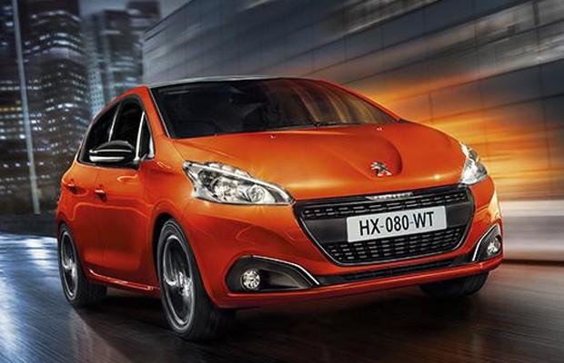 Peugeot 208 é o carro mais vendido na Dinamarca (Foto: Divulgação)