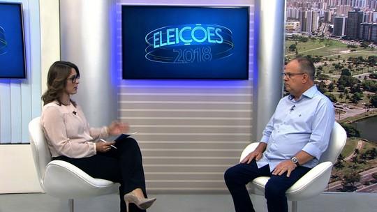 Belivaldo Chagas, candidato ao governo de Sergipe, é entrevistado no SE2
