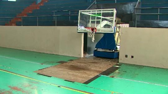 Federações pedem reformas em ginásios poliesportivos de Macapá
