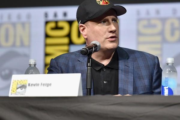 Kevin Feige é responsável pelo Marvel Studios (Foto: Getty Images)