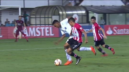 Santos encaminha vaga para as oitavas de final da Libertadores