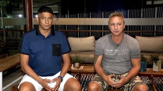 Higuita na balada e Copa do Mundo: Jardel e Paulo Nunes relembram tempos de Grêmio