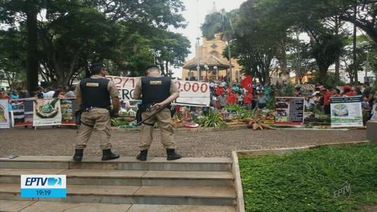 Justiça determina reintegração de posse da Usina Ariadnópolis, em Campo do Meio, MG