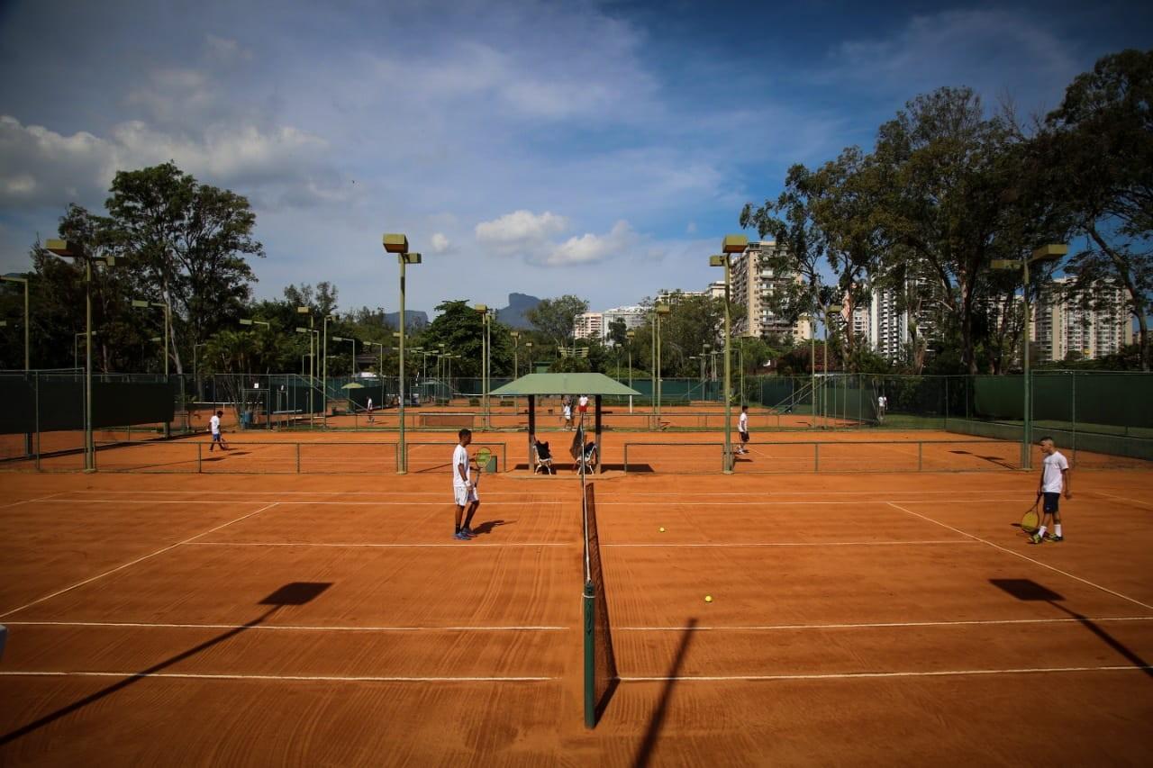 Torneio Winners no Marapendi, na Barra