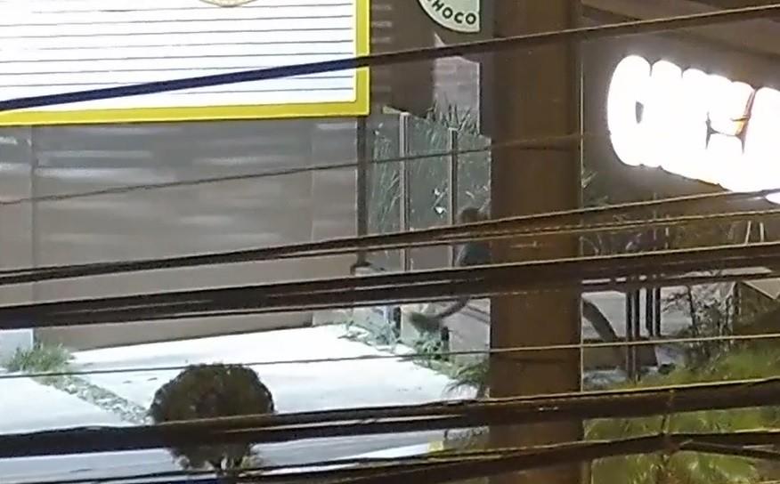 VÍDEO: Homem invade loja e furta gaveta de caixa com R$ 200 em São Carlos