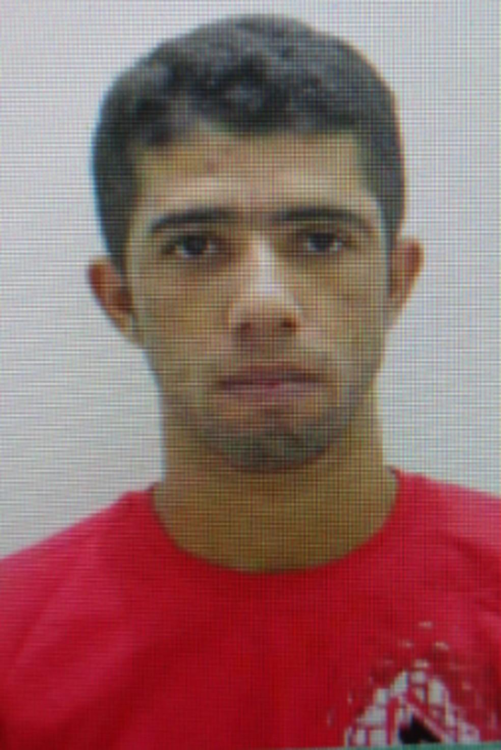 Rocemir Silva de Souza, de 31 anos, morreu na noite desse domingo (23) — Foto: Divulgação