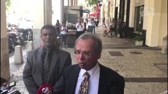 Paulo Guedes diz que deputados 'abortaram a nova previdência'
