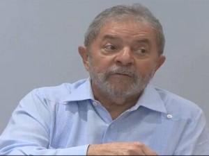 Lula diz que Vargas não pode deixar 'o PT pagar o pato'  (Foto: Reprodução )
