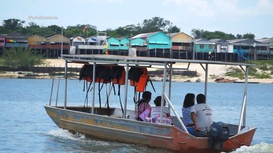 'Partiu Amazônia' visita Costa Marques, em Rondônia