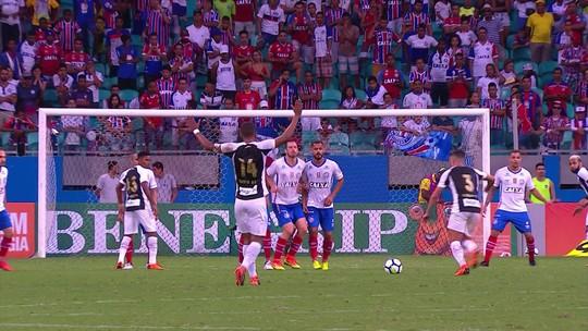 Veja os melhores momentos da derrota do Santos